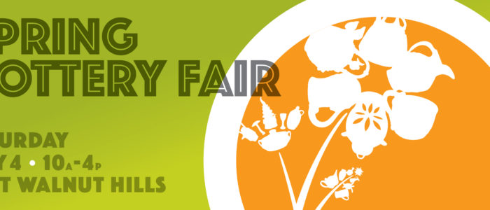 Spring Pottery Fair presented by Clay Alliance