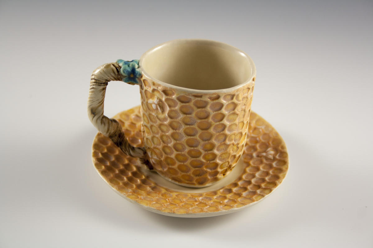 Honeycomb Cup - Lisa Conner
