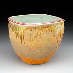 Altered Vase - Todd Feazell