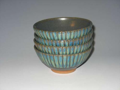 Bitty Bowls - Sharon Long Kabbes