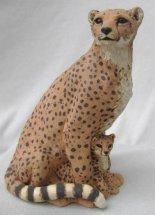 Cheetah & Baby - Bonnie Day