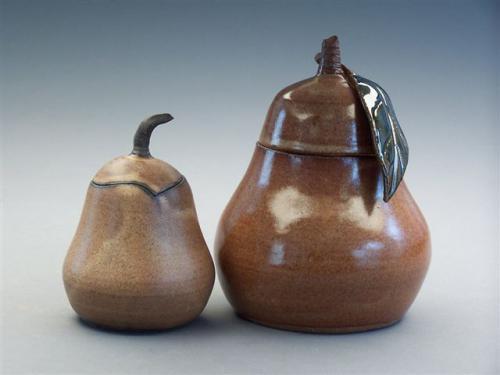 Pair of Pears - Nancy Chestnut